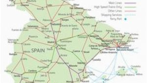 Railway Map Of Spain 882 Best Spanish Gardens andalucia Images In 2019 Spain Portugal