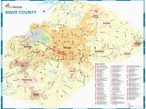 Raleigh north Carolina Zip Code Map Raleigh N C Maps Downtown Raleigh Map