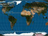 Recent California Earthquake Map Recent Earthquakes Map Best Of California Earthquake Live Latest