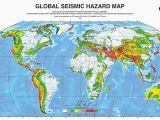 Recent Earthquake Map California Live Earthquake Map California Fresh Us Earthquake Hazard Map with
