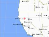 Redlands California Map town Of Paradise Ca Map Paradise California Ca 95967 95969