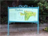 Redon France Map Mapa Del Parque En El Acceso Picture Of Parc Du Thabor Rennes