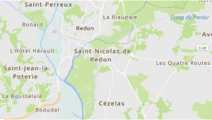 Redon France Map Saint Nicolas De Redon 2019 Best Of Saint Nicolas De Redon France