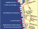 Redondo Beach California Map Marvin Braude Bike Trail Wikipedia