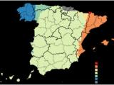 Regions In Spain Map Spain Wikipedia