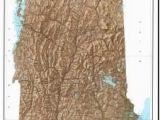 Relief Map Of Arizona 117 Best State Maps Images Contours State Map topographic Map