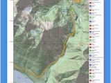 Relief Map Of Arizona topo Maps On the App Store
