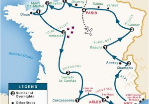 Renne France Map France Itinerary where to Go In France by Rick Steves Travel In
