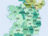 Republic Of Ireland Map with Counties List Of Monastic Houses In Ireland Wikipedia