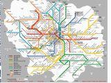 Rer Map France Paris Rer Wiki