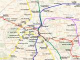Rer Map France Reseau Express Regional Wikipedia