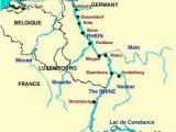 Rhine River Europe Map Ships Caunos Cruise Rhine River Map Viking Boat Pics