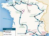 Rick Steves Europe Map France Itinerary where to Go In France by Rick Steves