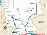 Rick Steves Europe Map Germany Itinerary where to Go In Germany by Rick Steves