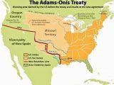 Rincon Georgia Map Im Adams Onis Vertrag Trat Spanien Florida An Die Vereinigten