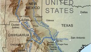 Rio Grande Ohio Map Map Of the Rio Grande Basin C Watershed Maps Pinterest Rio