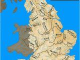 Rivers England Map Longest Rivers Of the United Kingdom Revolvy