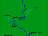 Rivers In England Map River Irwell Wikipedia