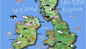 Rivers Of Ireland Map for Kids British isles Maps Etc In 2019 Maps for Kids Irish Art