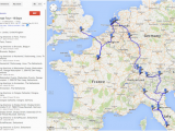 Road Map Europe Route Planner Route Maps and atlases