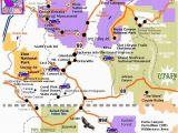 Road Map Of Arizona Nevada and Utah A Map Of southern Utah and northeast Arizona Showing How Close Zion