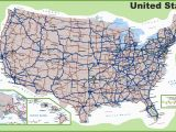 Road Map Of Michigan Highways Printable Us Map with Interstate Highways Fresh Usa Road Map
