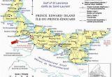 Road Map Of Pei Canada Pei Map Prince Edward island Prince Edward island