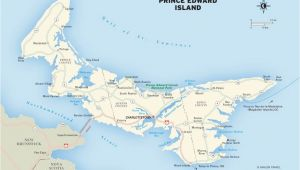 Road Map Of Pei Canada Printable Travel Maps Of atlantic Canada P E I Travel