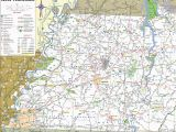 Road Map Of Tennessee and Georgia Show Me A Map Of Tennessee Luxury Tennessee Map Usa Beautiful Map Od