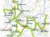 Road Map Of Tuscany Italy Tuscany Italy Road Wine Montecucco Wine Appreciation In Tuscany Wine