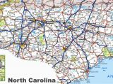Roadmap Of north Alabama north Carolina Road Map