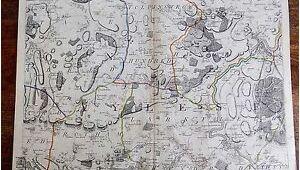 Rochester England Map Details About 1769 Kent andrews Dury Herbert Antique Map original Rochester Medway Wrotham