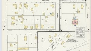 Rockford Michigan Map File Sanborn Fire Insurance Map From Rockford Kent County Michigan
