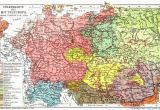 Romania On Europe Map An Old Map Of Mitteleuropa there are No so Many Germans In