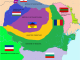 Romania On the Map Of Europe Romania Nuclear Apocalypse 2014 Alternative History
