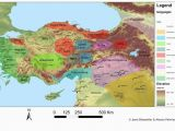 Roquefort France Map Map Languages Anatolia north Syria and Upper Mesopotamia 1700 Bc