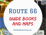 Route 66 Texas Map Best Route 66 Travel Guide Books and Map Reviews Travel Route
