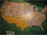Route 66 Texas Map Map Of Route 66 Picture Of Oklahoma Route 66 Museum Clinton