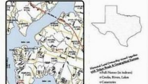 Rusk County Texas Map Texas Land Survey Maps for Bell County with Roads Railways