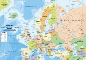 Russia On Europe Map Map Of Europe Wallpaper 56 Images