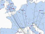 Ryanair Flights to Italy Map Ryanair World Airline News