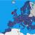Ryanair France Destinations Map List Of Ryanair Destinations Wikipedia