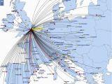Ryanair Italy Destinations Map Ryanair World Airline News