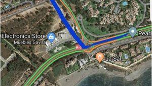 Sabinillas Spain Map Casares Playa Close to Duquessa and Sabinillas Costa Del sol