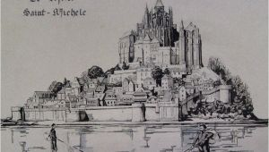 Saint Michel France Map Mont Saint Michel by Extry On Deviantart Architecture