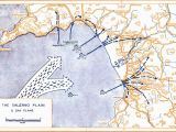 Salerno Port Italy Map Map Map Depicting Operation Avalanche Against Mainland Italy 9 Sep