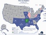 Sales Tax Map Ohio State Sales Tax Ohio State Sales Tax Map