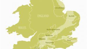 Salisbury Plain Map England Stonehenge and the Ice Age why is Salisbury Plain Different