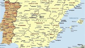 Salou Map Spain Mapa Espaa A Fera Alog In 2019 Map Of Spain Map Spain Travel