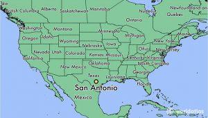 San Antonio On Map Of Texas where is San Antonio Tx San Antonio Texas Map Worldatlas Com